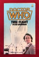 Doctor Who Target Novelisation No 74: Time-Flight - Paperback (1)